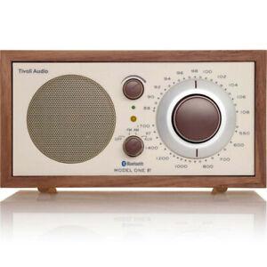 Tivoli Model One BT Walnut/Beige - Bluetooth, radio AM/FM