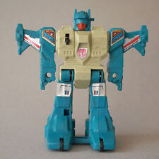 Transformers Mexican Mexico IGA Variant RARE Jumpstarter TOPSPIN Red Face