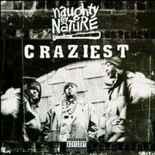 Naughty by Nature Craziest (1995) [Maxi-CD]