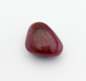 Nature Rubin Tumbled Stone Gemstone Healing Decoration Minerals Rarely Red 41