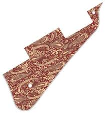 Pickguard Pick Guard Graphical Scratchplate Gibson Les Paul Guitar Paisley RD-CR
