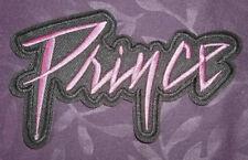 PRINCE PATCH PURPLE RAIN LOGO EMBROIDERED SEW/ IRON ON DIY
