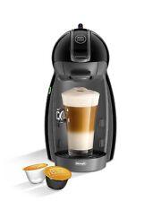 Nescafé Dolce Gusto Piccolo Delonghi Kaffeeautomat kapselmaschine Schwarz NEU