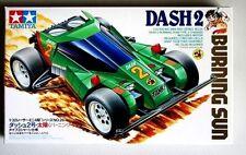 1990 VINTAGE TAMIYA 1/32 MINI 4WD Dash 2 Burning Sun 18026 Yonkuro RARE