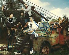 JANOSKIANS SIGNED 8X10 PHOTO PROOF COA AUTOGRAPHED JAMES YAMMOUNI 2