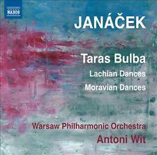 Taras Bulba Lachian Dances Moravian Dances, New Music