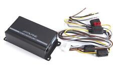 Alpine KTP-190U Compact Mono Subwoofer Amplifier Car Amp KTP190U
