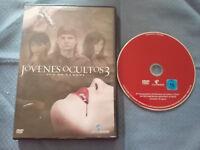 JOVENES OCULTOS 3 SED DE SANGRE DVD + EXTRA ESPAÑOL ENGLISH TERROR