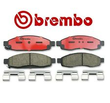 For Front Disc Brake Pad Brembo P56078N for Infiniti EX35 Nissan Armada Titan