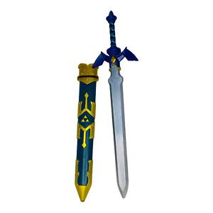 Legend of Zelda Link Hylian Shield & Sword Cosplay Prop Costume Nintendo 2015