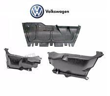 VW Under Car Engine Protection Splash Guard Skid Plate SET Beetle 2.0L Hatchback