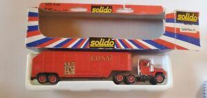 Solido Mack semi fire truck