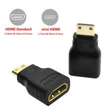 Adattatore Convertitore HDMI Mini C Maschio - HDMI Femmina - HDTV Full HD