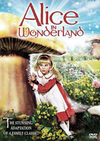 Alice in Wonderland (1985 Natalie Gregory) DVD NEW