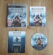 Assassin's Creed Brotherhood - Special Edition - PS3 - Complete