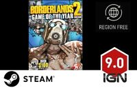 Borderlands 2 GOTY [PC] Steam Download Key - FAST DELIVERY