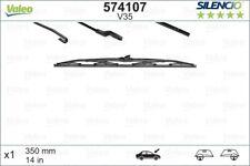 Valeo escobillas limpiaparabrisas silencio conventional single 574107 para Renault