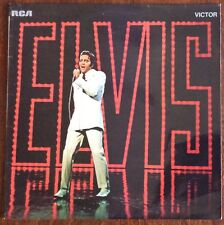 ELVIS PRESLEY,ELVIS,TROUBLE,VINTAGE LP 33,ALBUM.EXCELLENT CONDITION.
