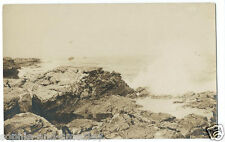 1911 RPPC Real Photo Postcard - Biddleford Pool, Maine