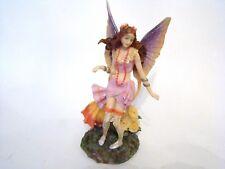Romantic Fairies Friendly Flower Fairy Figurine New