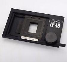 Resolution LP48 Digital Back 4x5 Adapter For Hasselblad V