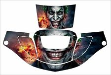 3m Speedglas 9000 9002 X Xf Auto Sw Jig Welding Helmet Wrap Decal Sticker Joker