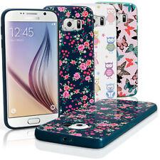 Impreso Funda Carcasa Gel TPU para Samsung Galaxy S6 SM-G920 Cubierta Case Cover
