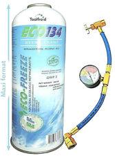 Gaz climatisation auto, Kit recharge compatible 12a R134a, R1234yf