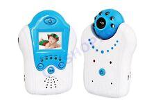 Baby Monitor TELECAMERA Infrarossi Microfono Audio Controllo BAMBINO a Distanza