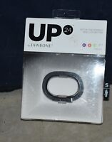 UNUSED UP 24 UP24 BY JAWBONE – COLOR BLACK – Wireless Activity Tracker - SIZE S