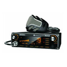 UNIDEN BC980 40 CHANNEL SSB CB RADIO WITH 7 COLOR DISPLAY