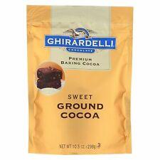 Ghirardelli Sweet Ground Cocoa Powder, 10.5 oz - Case of 6