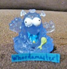 The Trash Pack Junk Germs Series 7 #1196 FRIDGE FUNGUS Blue Special Mint OOP