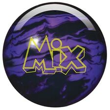 15lb NIB Storm MIX New 1st Quality Bowling Ball BLACK/PURPLE