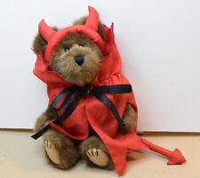 "Boyds Bears Conner D Devilbear 11"" Plush Stuffed Animal"
