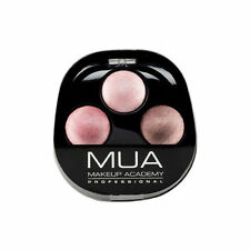 MUA Make Up Academy Long Lasting Pink Eye Shadows