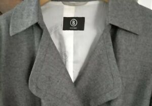 Bogner leichte Jacke, Blazer, Gr. 42, helles grau
