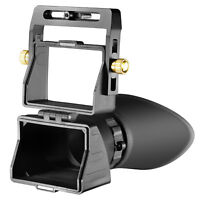 "Neewer Universal Camera 2.5x LCD Viewfinder for 3"" 3.2"" Screen Canon Nikon Sony"