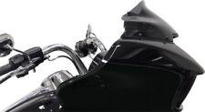 "KLOCK WERKS 9"" Sport Flare Windshield - Dark Smoke - 2015 Harley Road Glide"