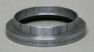 """44.5mm (1-3/4"""") Slip-ON/OVER to Series VII 7 FILTER HOLDER/ADAPTER RING"""
