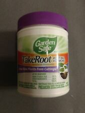 Garden Safe TakeRoot Rooting Hormone Plant Grow Powder Supply 0.1% Iba