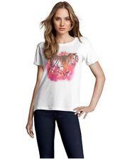 STEFANEL Women's T-Shirt Cotton S
