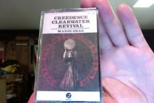 Creedence Clearwater Revival- Mardi Gras- Spanish import- Hispavox- new cassette