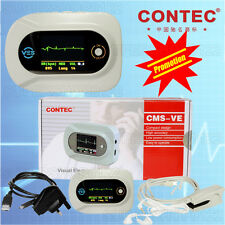 Promotion Visual Digital Stethoscope Electronic ECG Waveform,SPO2 PR+Adult PROBE