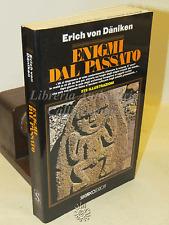 STORIA ANTICA ARCHEOLOGIA - E. von Daniken: ENIGMI dal PASSATO - Sugarco 1992