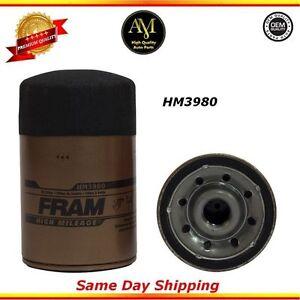 Fram HM3980 Oil Filter for Chevrolet GMC G3500 4.3L 5.0L 5.7L