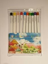 Set of 10 Edible Markers Food Colour Marker Pens Pen Cake Decorating