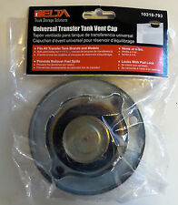 "Delta Universal Replacement Transfer Tank Vent Cap 2"" For All Delta, More Brands"