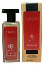 Avon *Candid* Cologne Spray 1.7oz Fragrance Perfume New In Box