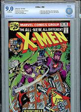 The Uncanny X-Men #98 Marvel Comics CBCS 9.0 1976